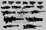 Thumbnails Sci-fi Weapons