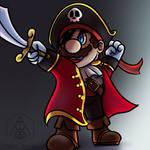 Fanart Mario Pirata