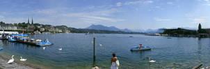 Luzern 2 by Ronskie
