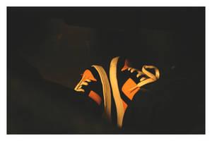 Shoesintehdark by Ronskie