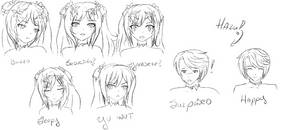 Yami expressions!