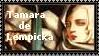 Tamara de Lempicka stamp by HydromelKing
