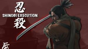 Sekiro - Shinobi Execution Vol.2 Fanart