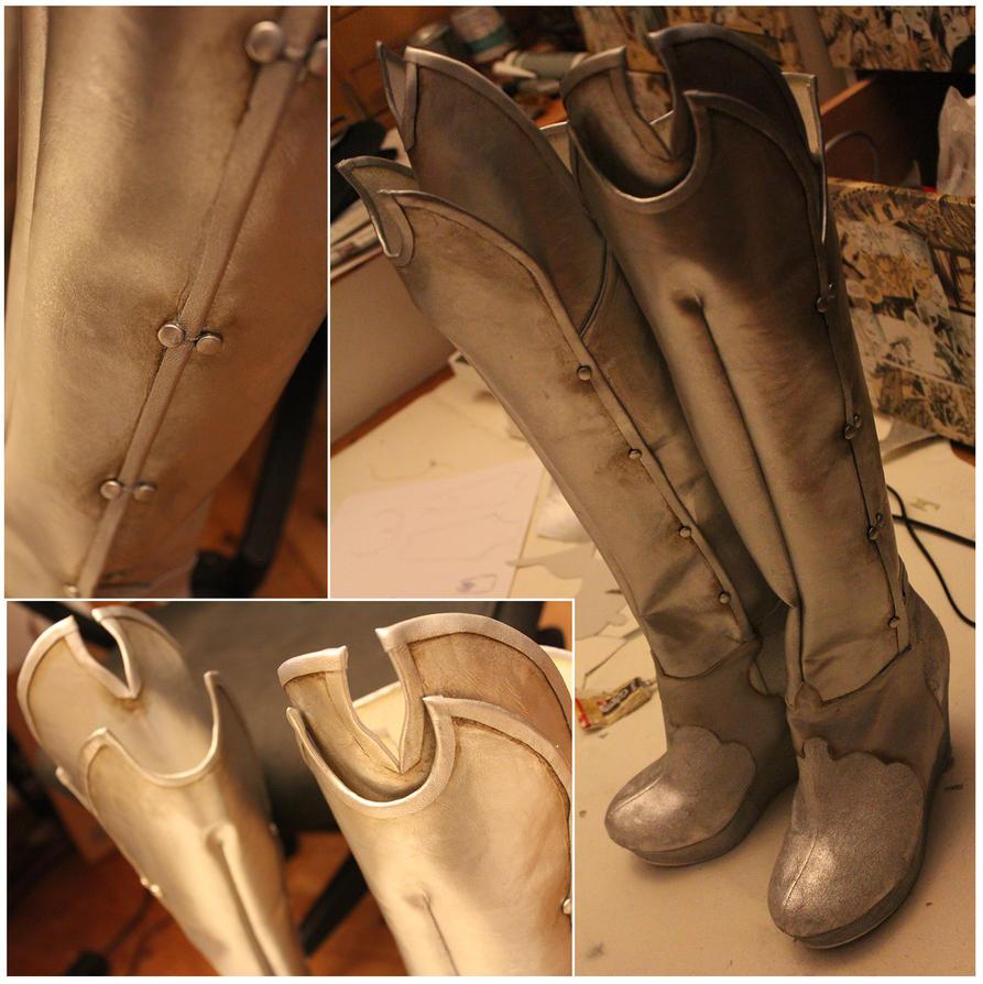Thranduil Shoes by ca-g-e