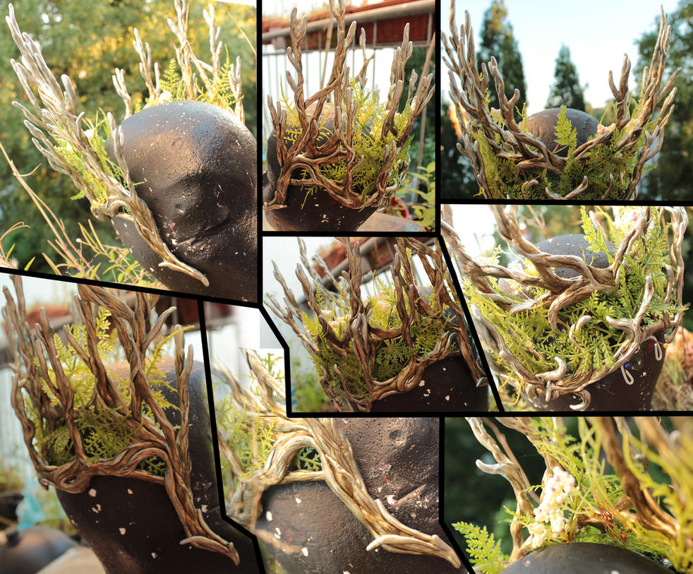 Thranduil Crown - SOLD by ca-g-e