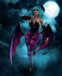 Morrigan by DimensionalPlay
