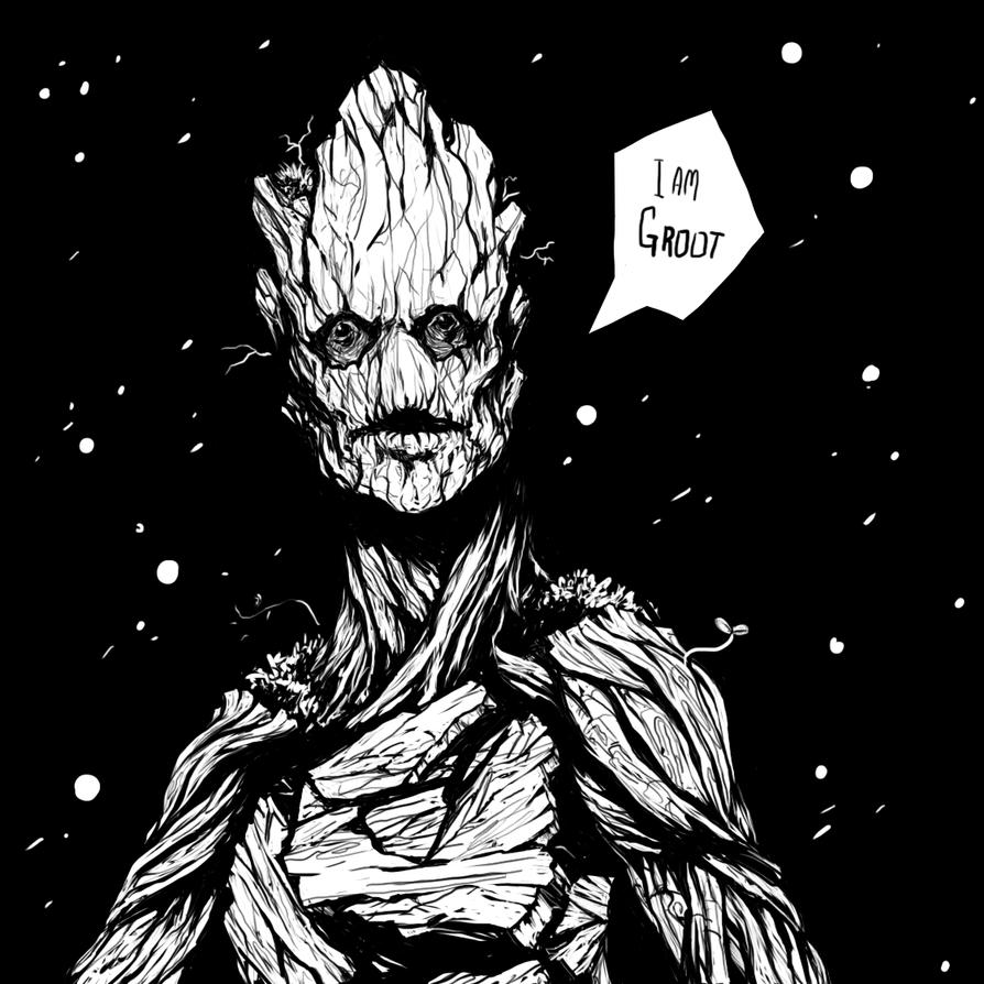 Groot by landuo