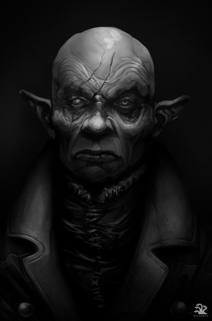 Vampire by landuo