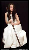 Sabrine 222 - Greek Goddess