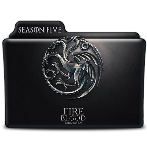 Game Of Thrones Season 5 icon by beerovios