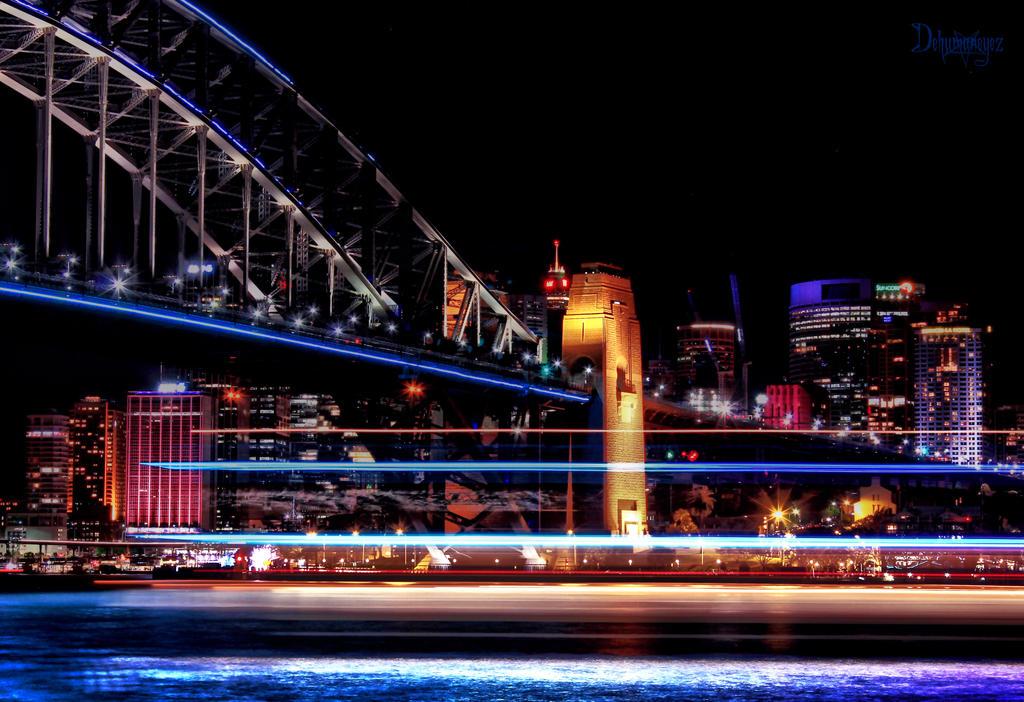 Sydney dreaming !! by Dehumaneyez