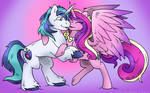 Dance With Me, Darling by MustLoveFrogs
