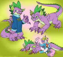 I Was a Teenage Dragon