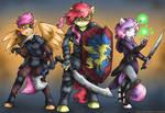 COM: Crusaders of the Apocalypse