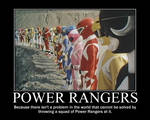 Lotta Power Rangers