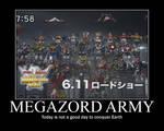 Megazord Army