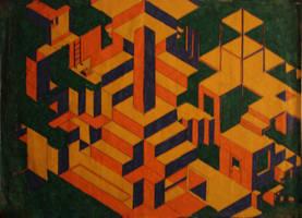 Directional Maze