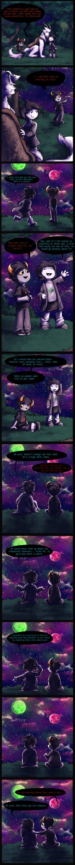 Stuck here far away from home (Hiveswap) by LadyIcepaw