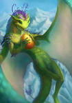 Dragon by germesia