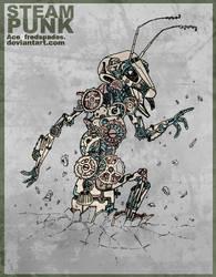 Steam Punk by Ace0fredspades