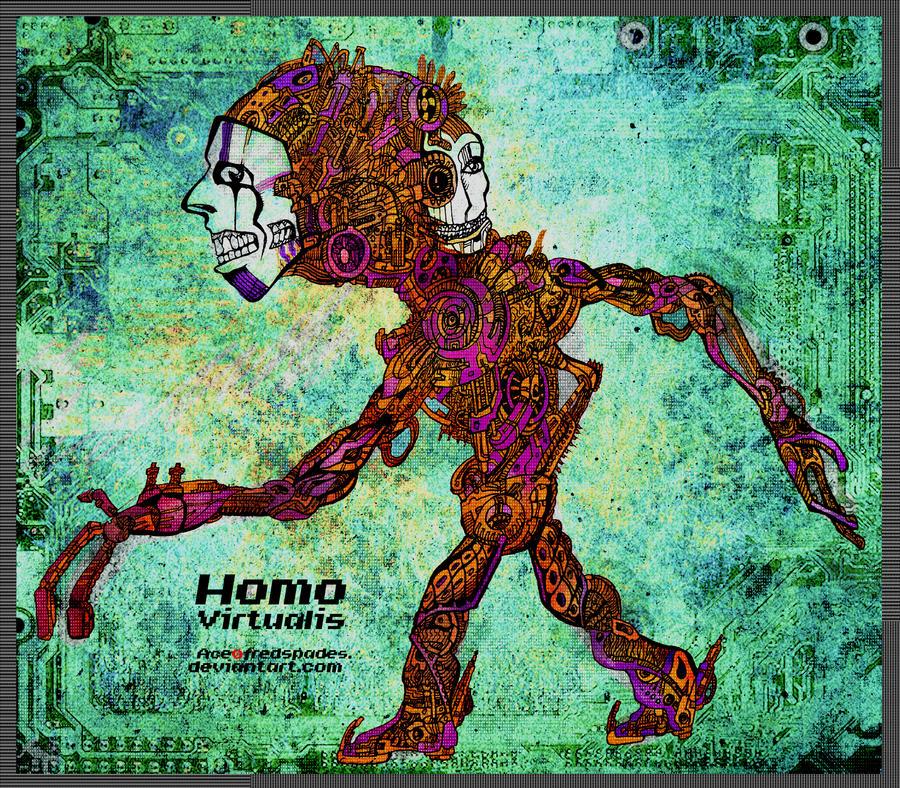 Homo virtualis 2.0