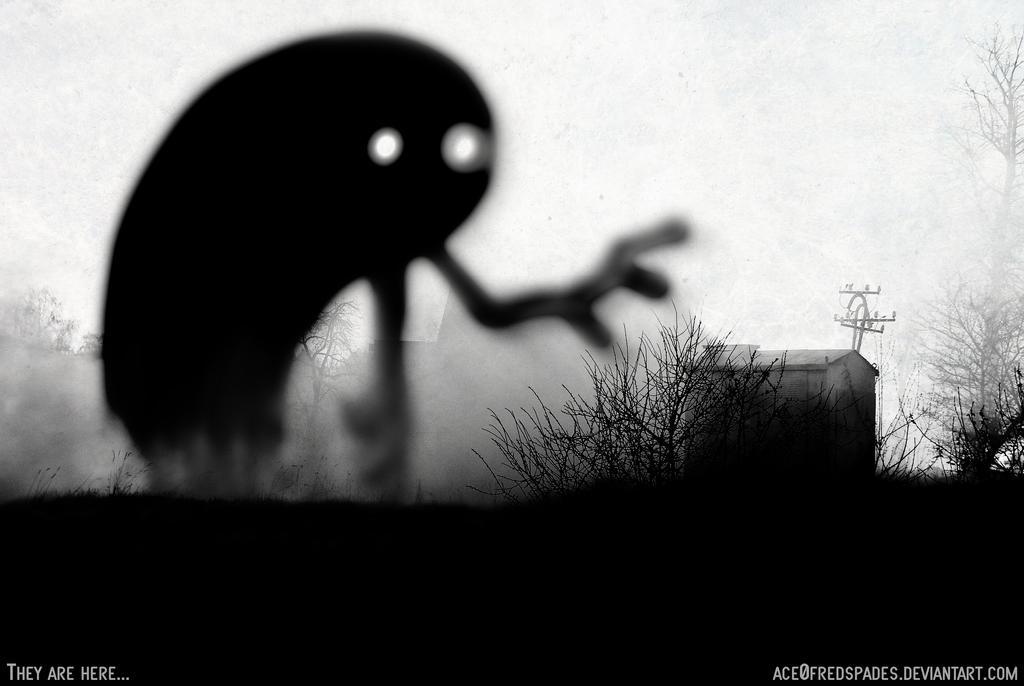 FOG monster