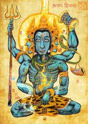 Om Namah Shivaya! by Ace0fredspades