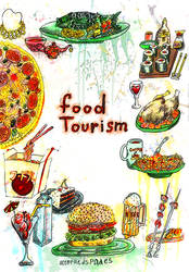 Food Tourism by Ace0fredspades