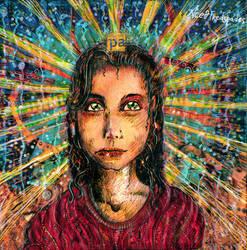 Ra: Girl Portrait Comission