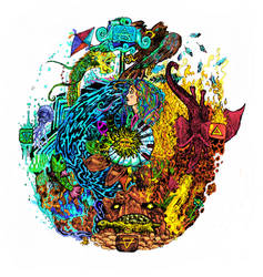 Elements CD Cover