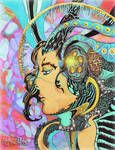 Cyber Witch by Ace0fredspades