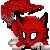 Chibi Kerberos Icon by DragonsPixels