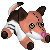 Itsuki Plushie Icon Commission by DragonsPixels