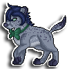 January Pixel Sticker Commission by DragonsPixels