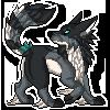 Flynn Pixel Sticker Commission by DragonsPixels
