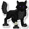 Valighe Pixel Sticker Commission by DragonsPixels