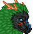 Protobeast Icon Commission by DragonsPixels