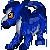 Chibi Rakora Icon Commission by DragonsPixels