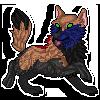 Badger Pixel Sticker Commission by DragonsPixels