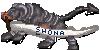 Shona Pixel Banner Commission by DragonsPixels
