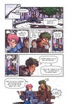 Keystone comic Page 1 by enghurrd