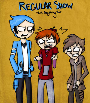 Regular Show: THIS IS WHY...