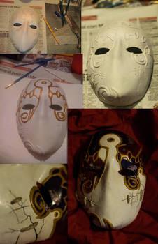 Jack of Blades' Mask I