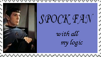 Spock stamp by Neferit