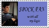 Spock stamp by Neferit