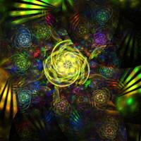 fractal: midsummer night dream