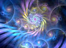 fractal: spiralling soul