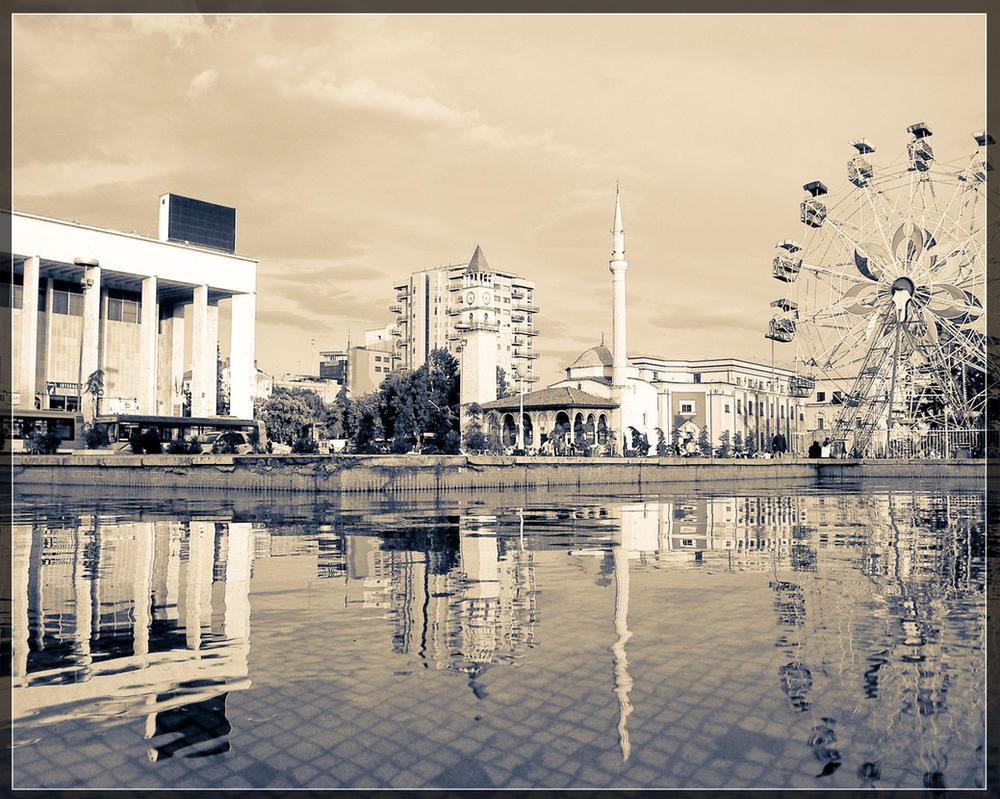 Tirana 2008 by marini-photo