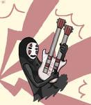 No Face - Rockstar by Wingza