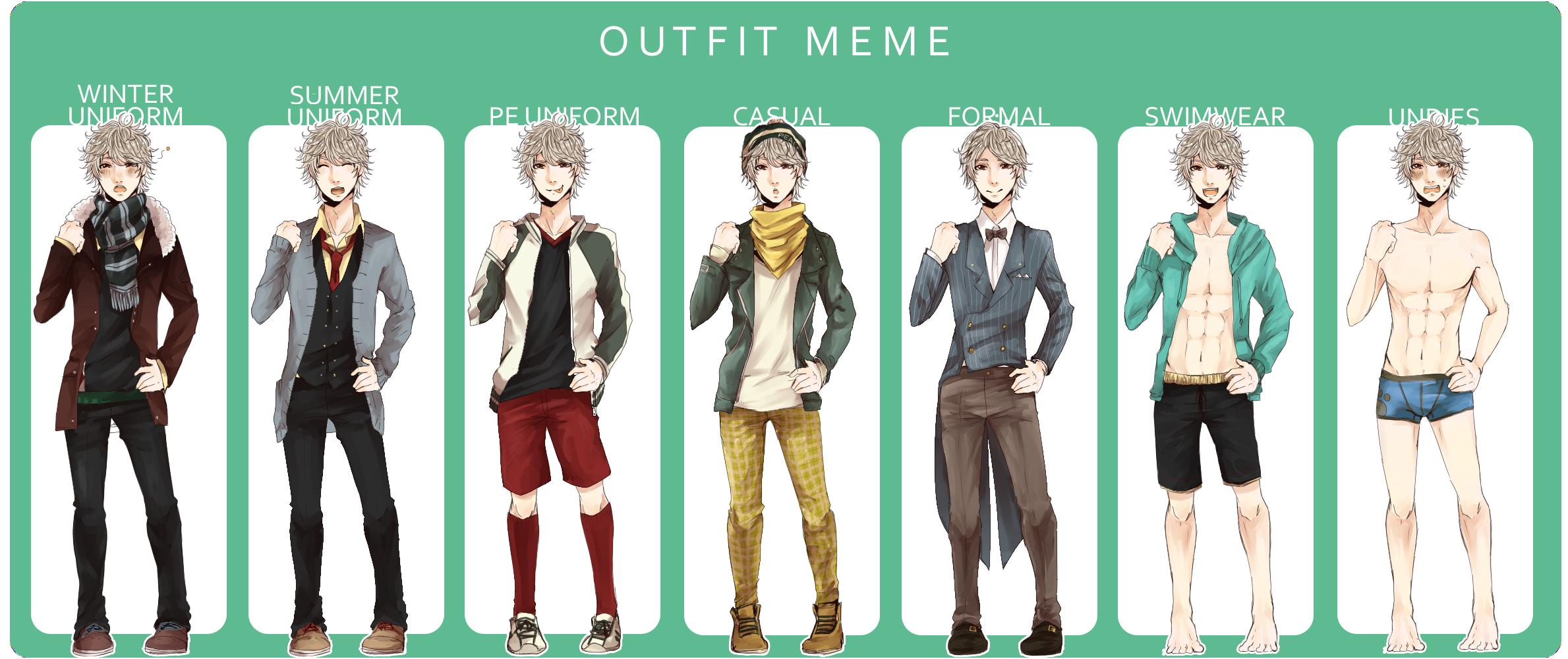 Outfit Meme